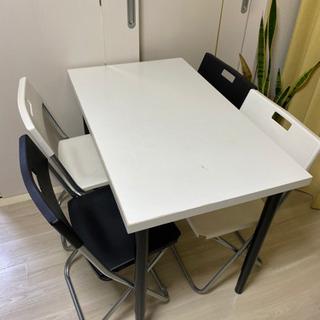 【IKEA】ダイニングテーブルセット