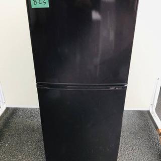 823番AQUA✨ノンフロン冷凍冷蔵庫✨AQR-141B‼️