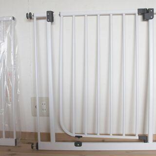 ベビーズゲート 日本育児 NI-4006  取付幅73-90cm
