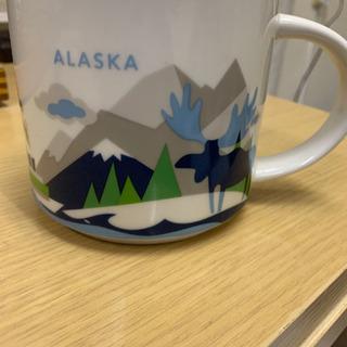 スターバックス マグカップ ALASKA