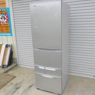 東芝 冷凍冷蔵庫GR-417G 410L 2018年 5ドア 動...