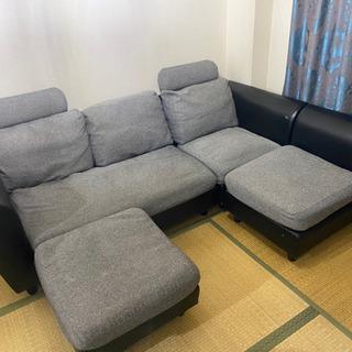 【無料】ソファを譲ります 0円