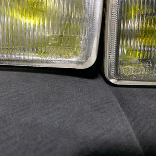 フォグランプ 2色切り替え式