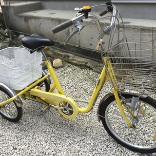 三輪自転車(内装3段変速、スイング切り替え)