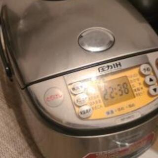 炊飯器 象印 5.5合だき