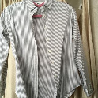 【ネット決済】ストライプワイシャツ