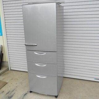 アクアAQR-361C 355L 4ドア冷凍冷蔵庫 2014年 ...