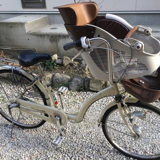 子供乗せ自転車Mother&Child