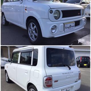 ★アルトラパンSS 4WD AT 車検R3年9月まで★