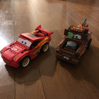 【ネット決済・配送可】LEGO レゴ カーズ メーター マックィーン