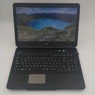 NEC ハイスペック4コア8スレッドモデル 第3世代Core i...