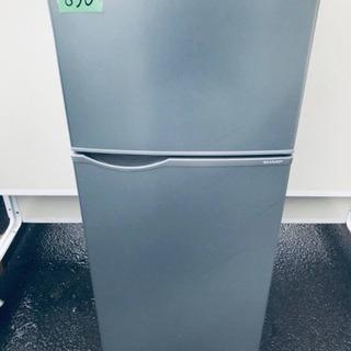 830番 シャープ✨ノンフロン冷凍冷蔵庫✨SJ-H12B-S‼️