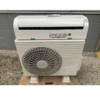 【ネット決済】中古、新品のエアコンの販売、取り付け