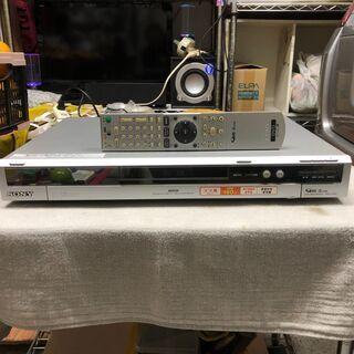 SONY HDD内蔵DVDレコーダー 薄型スリム 160G…