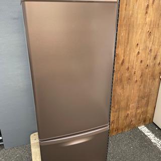 パナソニック168ℓ ノンフロン冷凍冷蔵庫