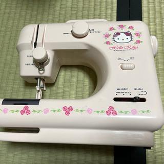 シンコー 電動ミシン  ハローキティ YN-425