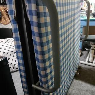 折り畳みベッド シングル 未使用