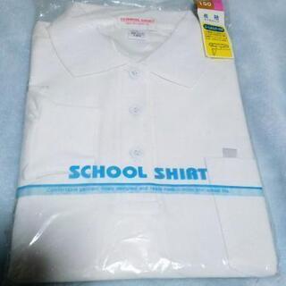 通学用ポロシャツ 長袖 女子用タイプ 150