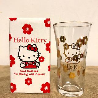 【ネット決済】ハローキティ 1992年製グラス 2個セット