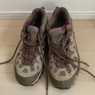 ノースフェイス☆子供用登山靴(20.5cm)