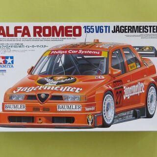 TAMIYA 1/24 ALFA ROMEO 155 DTM J...