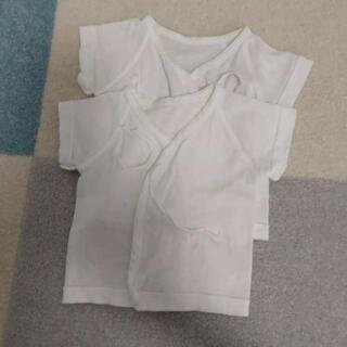 【ネット決済】小さめbaby用の肌着4枚set (サイズ40~50)