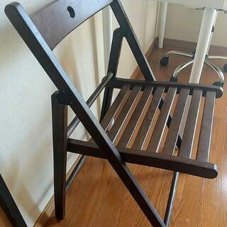イケア TERJE 折りたたみチェア IKEA foldable...