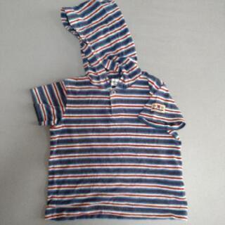 男の子向け 半袖シャツ