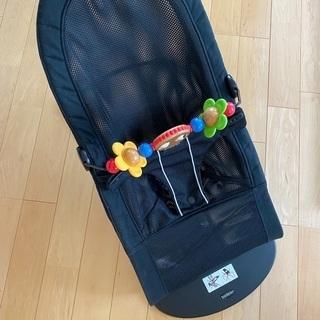 【ネット決済】ベビービョルン メッシュ バウンサー おもちゃつき