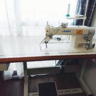 工業用ミシン JUKI 本縫いミシン DDL-5550N