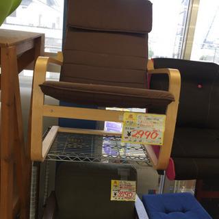 5/14 【絶対ヘタレない噂のチェア❤️】IKEA  リグライニ...
