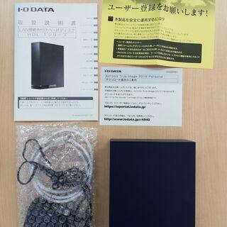 【ネット決済】LAN接続外付けハードディスク HDL-Tシリーズ