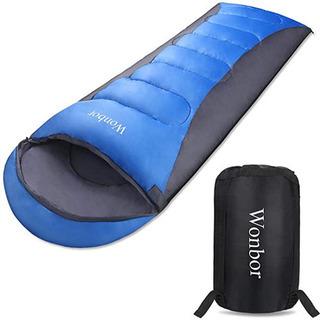 【新品】寝袋 防水 軽量 コンパクト