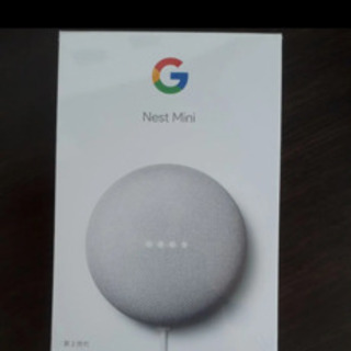 【ネット決済】Google GOOGLE NEST MINI C...