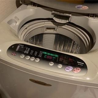 ナショナル 全自動電気洗濯機96年製NA-F70VP 17.0k...