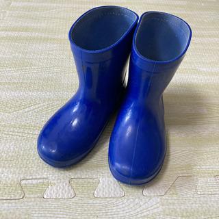 【クリーニング済】16cm 長靴 レインブーツ