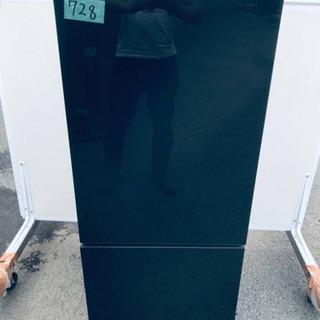 ①✨2019年製✨728番 アズマ✨電気冷凍冷蔵庫✨MR-GL1...