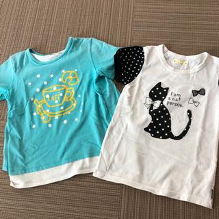 130センチ 半袖Tシャツ6枚 120センチ1枚