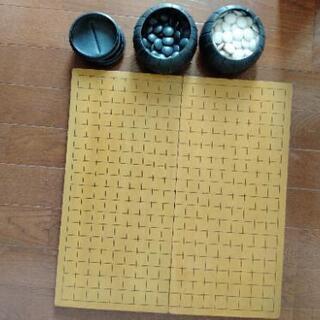 折りたたみ式囲碁セット