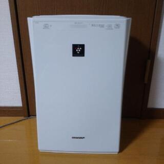 【ネット決済】シャープ 空気清浄機 プラズマクラスター