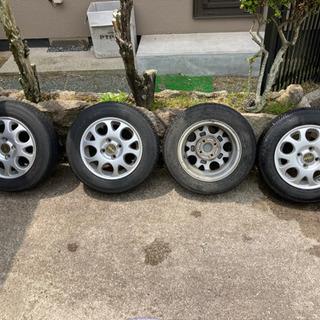 【ネット決済】中古タイヤ 145/80R13