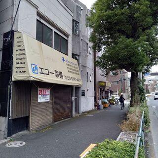 【貸倉庫/ガレージ・月4.9万・礼金・保証人・仲介手数料・管理費...