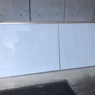 大型壁取付け用 ホワイトボード 〔価格相談にのります〕