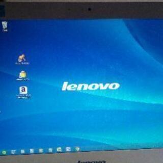 一体型デスクトップパソコン Lenovo C 345 本体と電源...