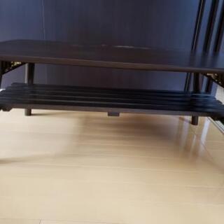 テーブル(折りたたみ式)