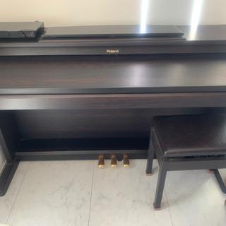 【ネット決済・配送可】電子ピアノ ローランド