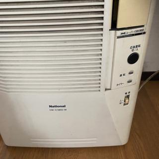 鹿児島市 窓用冷房エアコン 1997年式