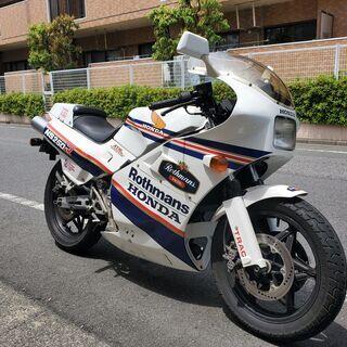 HONDA ホンダ NS250R ロスマンズカラー