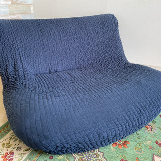 ニトリの2人掛け座椅子