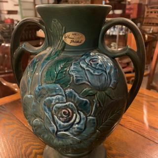【ネット決済】 Hand painted 花瓶